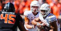 Texas Football at Oklahoma State [Oct. 1, 2016] / A 49-31 shootout snaps Texas' eight-game winning streak in Stillwater, Oklahoma, as the Longhorns (2-2, 0-1) fall to the Oklahoma State Cowboys (3-2, 1-1) in their first Big 12 contest of the year.