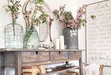Home Decor / **closed to new contributors**This Board is dedicated to Home Decor with that one of a kind Farmhouse/Cottage feel! Please feel free to pin your original content or something you find inspirational. Happy Pinning!