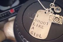 Gifts for Photographers / A collection of cool gifts for the photographer in your life!