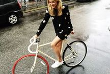 style / ride my bicycle
