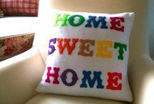 Home Sweet Home  / by Dahna Blakley