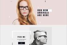 design / website
