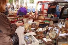 Flea Markets & Vintage Fairs
