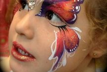 Face painting / by Arline Beagan