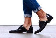 Just Shoes / Steping in / by Jesús Parra