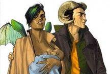 Great Graphic Novels + Comics