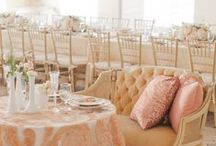 weddings: tables / lovely tables