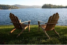 Lake Arrowhead Living (CA) / ~And Surrounding Areas~ / by Elizabeth Atwood