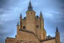 Castles of Spain / Spanish Castles to visit learning Spanish. Travel Tips and visits for students studying Spanish course in Spain.  http://www.spanishintour.com