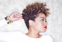 naturalista / natural hairstyles + headwraps