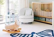 Quartos de bébé * Baby room / by Cláudia Gonçalves - LUV DECOR