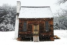 The Winter Cabin / by Elizabeth Atwood