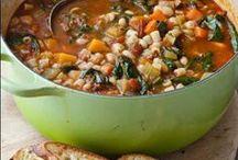 Soups / by Cindy Kinsella