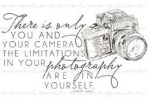Photography Quotes / My favorite quotes about photography, business and life!