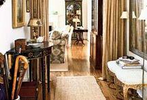 Maison ~ l'entrée / Entryways, Foyers, Doors, Stairways / by Elizabeth Atwood
