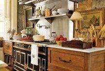 Maison ~ la cuisine / Kitchens / by Elizabeth Atwood