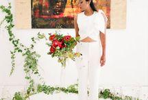 weddings: bouquets