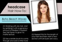 Headcase Hair Tutorials / Create salon quality styles at home!