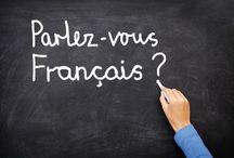 French / Learn it / by Alejandra Griego