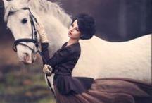 Billie Hilliard Equestrian Shoot