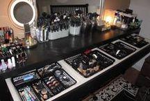 Bathroom/Makeup Room / by Brittany Pugh