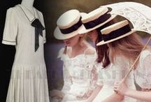 Laura Ashley / Past & Present.........With A Love For Vintage 80's Laura Ashley / by Elizabeth Atwood