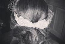 Wedding hair and makeup / by Sarah Jackson