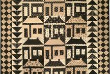 House Quilt Blocks