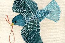 Birds / by Kathy Schmitz