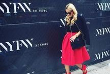 What to Wear to NYFW / Fashion and style inspiration for New York Fashion Week!