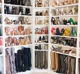 DREAM CLOSET INSPO! / Pin your way to your dream closet!