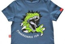 Personalised clothing for tiny terrors