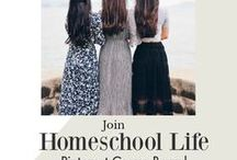 Homeschool Life / This is a group board for homeschooling. If you would like to contribute, please follow me (@aheart4homeschool) and email your request to aheart4homeschool247@gmail.com