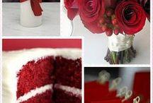 Rødt/Bryllup