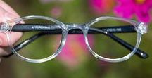 Bright White and Crystal Clear Glasses