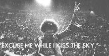 Rock legends / Rock N Roll saved my life.
