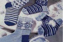 Носки, варежки, перчатки