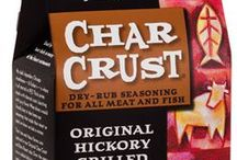 The Char Crust® Retail Flavors!