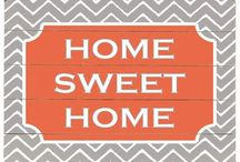 home sweet home / Home decorating  / by Jerri Reed