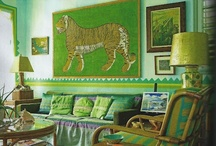 Interiors / by Erika Appel