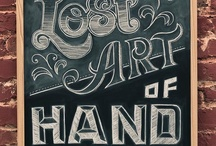 Inspiration | Fonts + Typography / sketch. doodle. letter. type. mark. draw.