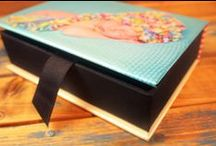 NPL Image Boxes / Image Boxes allow your prints and Infinity Flush Mount Albums to be presented in a chic and completely customizable way. / by Nations Photo Lab