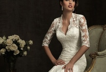 Wedding Ideas / Dresses, hair/makeup, invitations, shoes, bridesmaid etc.