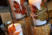 Fall & Holloween Crafts & Recipes