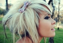 make-up/skin/hair / by Tami Senter Richardson