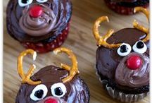 Holiday Season Recipes / Fun Christmas baking recipes and decoration ideas! From homemade Christmas gifts to holiday food entertaining ideas, including desserts, appetizers and mains.