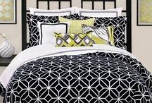 Geometric Patterned Beddings