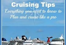 Cruising / Everything you need to know about cruise vacations: what to pack, which cruise line, picking shore excursions, what to expect, mistakes not to make, how to tip, what to wear, and more!