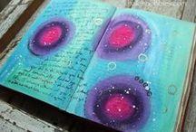 Art Journal / art journals, pages, inspiration