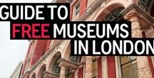 Museums of the World / Wherever you go, whatever your interest, there's a museum to match! Museum guides and itineraries, suggestions for families, tips and ways to save.